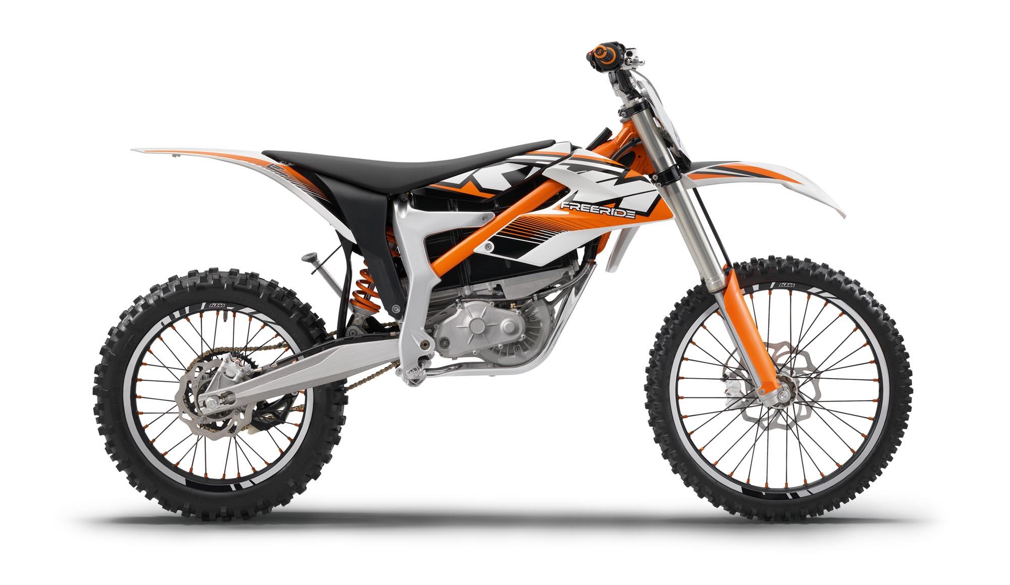 Мотоцикл горный Эндуро