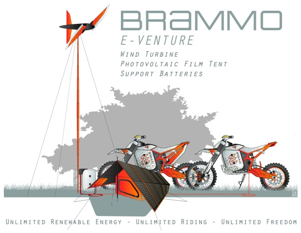 Brammo Orange 2-01