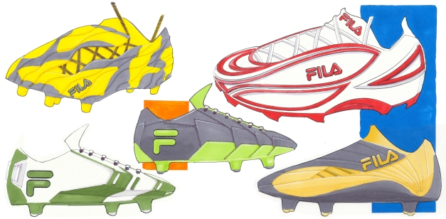 Fila Footbal 2