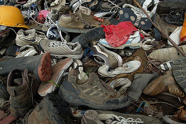 Biodegradable Running Shoe Midsole
