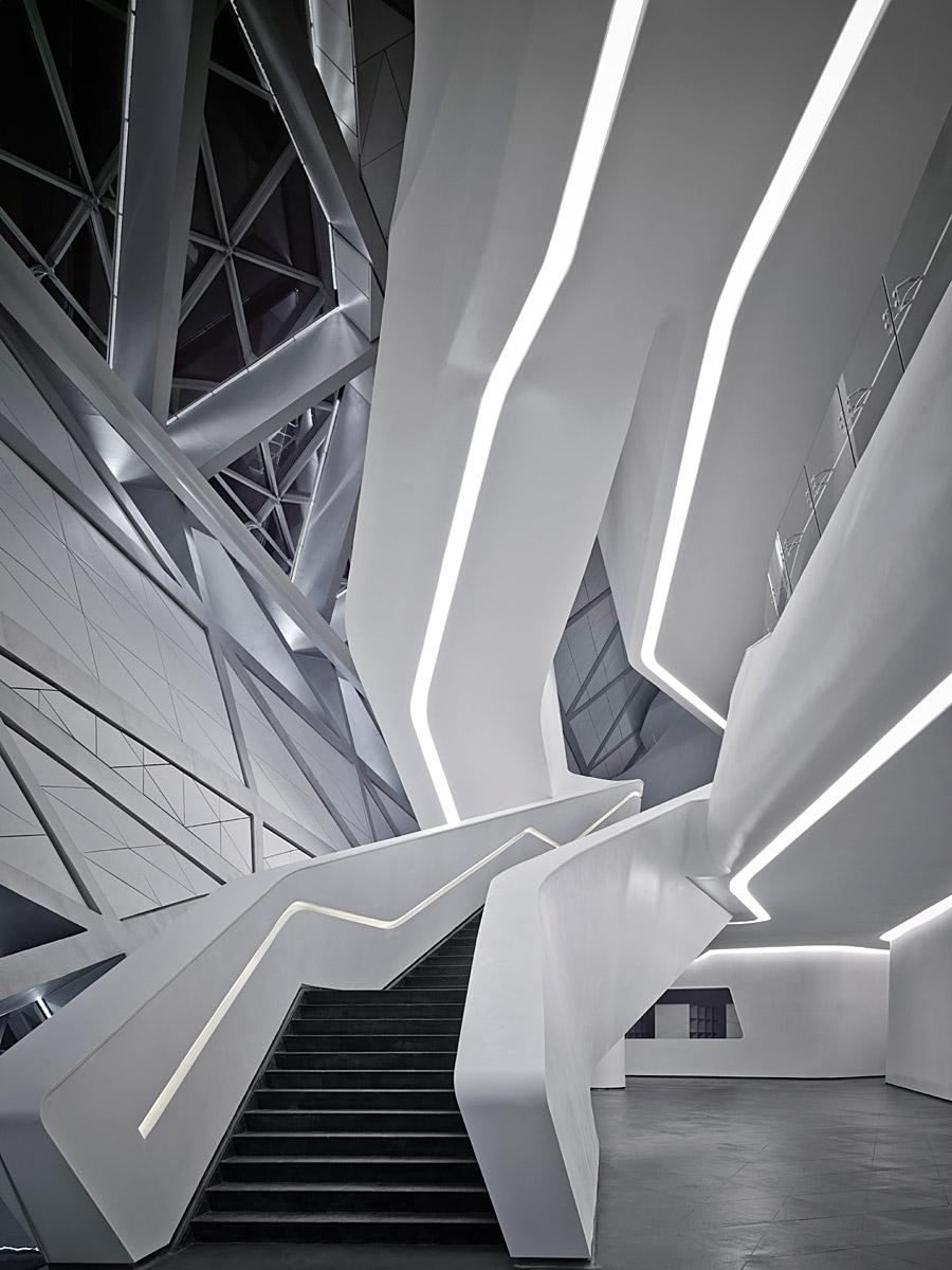 Deconstructivism Furniture Interior Design ~ Deconstructive architecture footwear design consulting