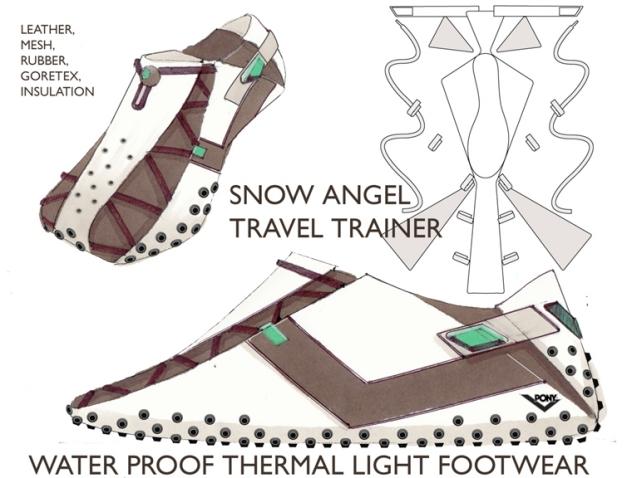 Footwear Design, Freelance Footwear Designer, Footwear Design Consultant, Footwear Designer