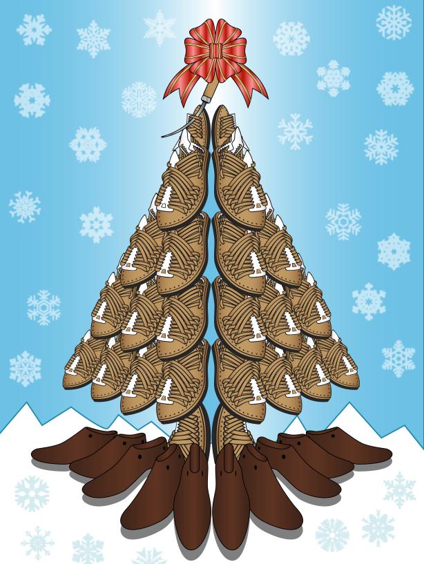 ukata christmas tree THANKYOU Christmas Cropped