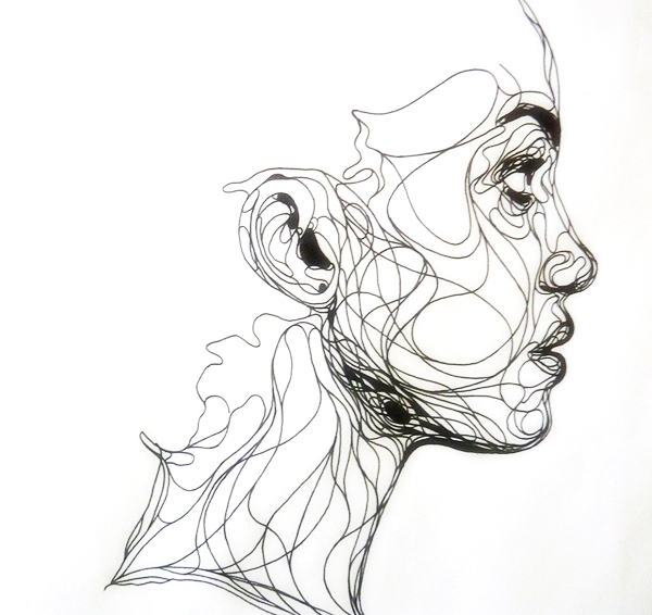 Single Line Artists : Moved permanently