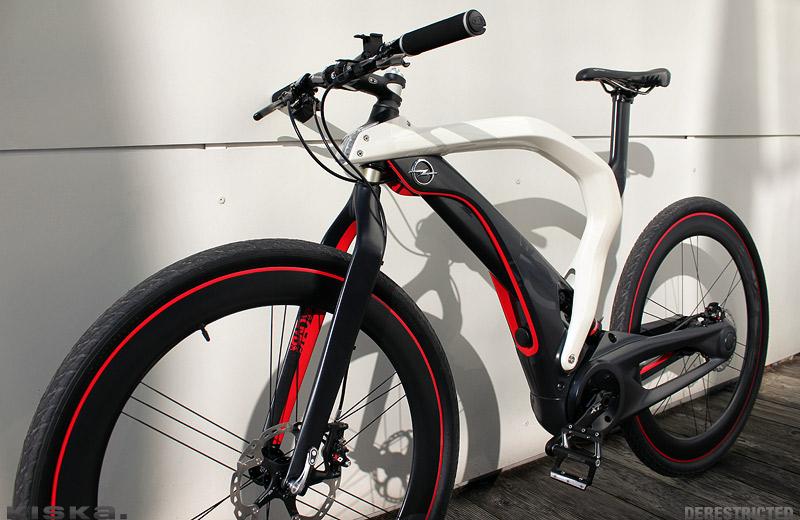 opel rad an electric bicycle design by kiska design. Black Bedroom Furniture Sets. Home Design Ideas