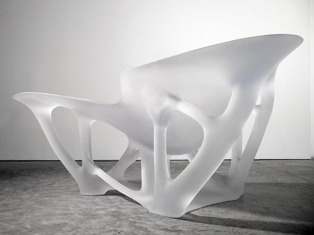 Organic form inspiring new directions in design and for Table form design