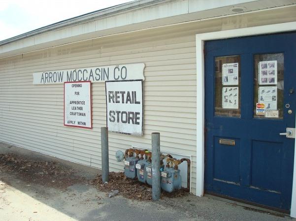 Arrow Shop Outside