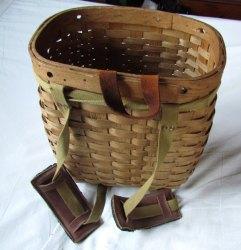 Adirondack Basket Front