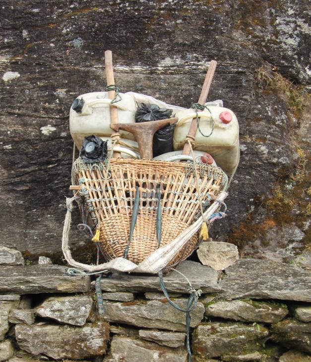 Sherpa Basket