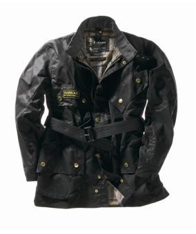 Barbour International Original Jacket Black