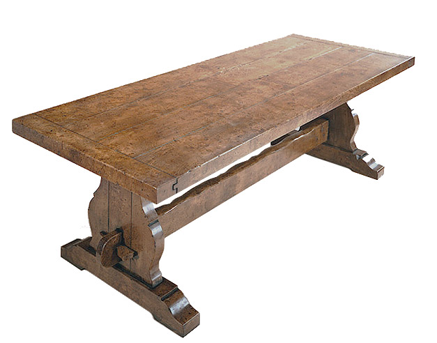 Trestle Refectory Table