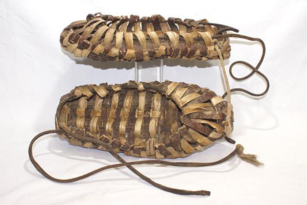 Belarus Mens Lapti shoes