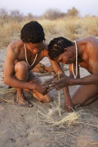 Bushmen Science 2