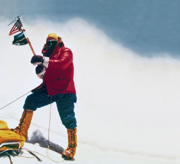 Everest Jim Whittaker