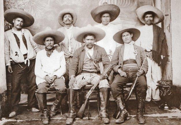 Zapatistas-1914-Cruz-Sanchez-©Fondo-Magaña-Cerda
