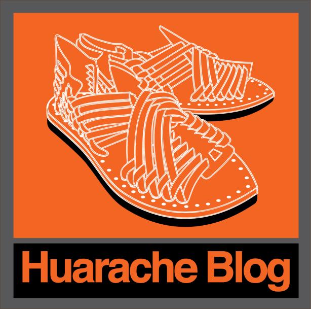 Huarache Blog Logo C