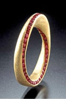 Mobius Ring Spies Design