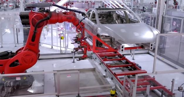 Tesla Factory 10