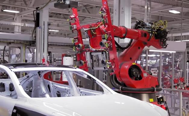 Tesla Factory 13