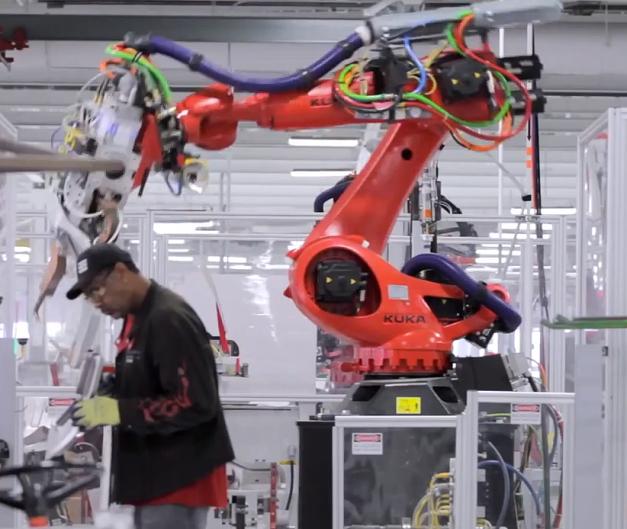 Tesla Factory 14