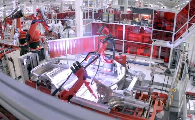 Tesla Factory 15