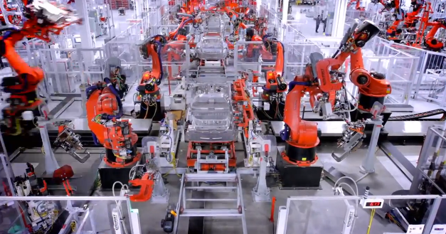 Tesla Factory 2
