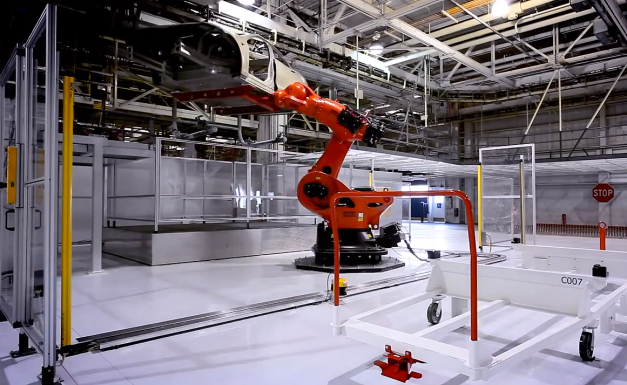 Tesla Factory 5