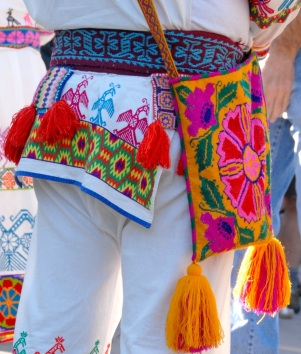 Huichol Embroidery