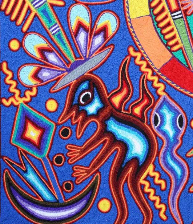 Huichol Yarn 2