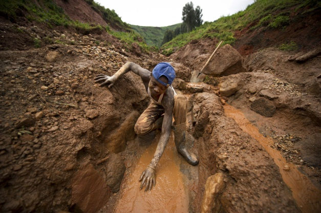 Coltan in the Congo