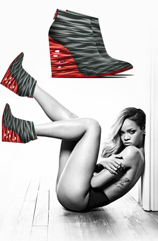 Generative Footwear SSi1