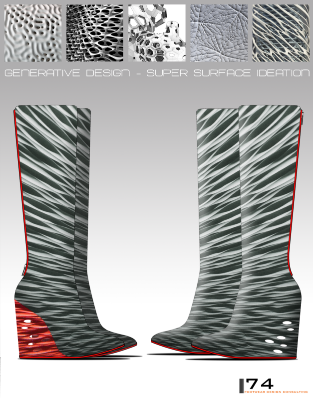 Generative Footwear SSi2