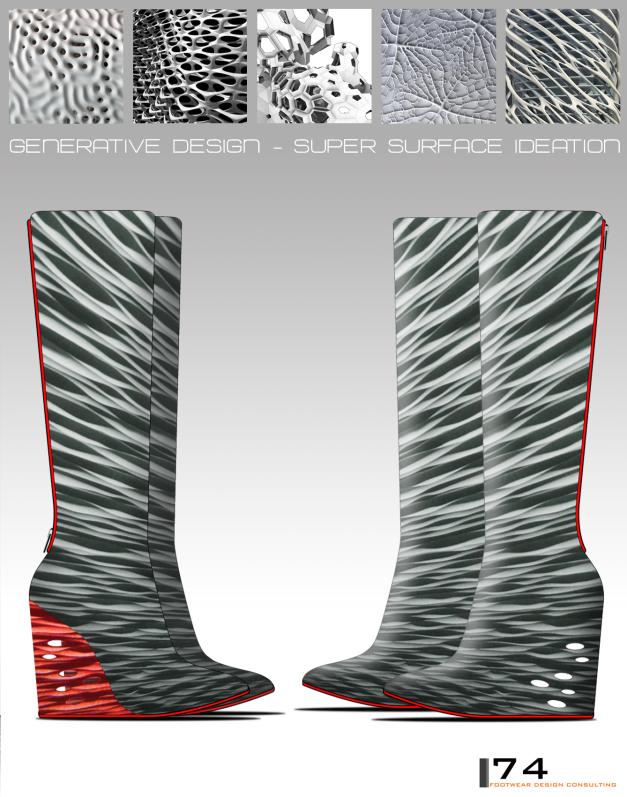 Generative Footwear SSi2