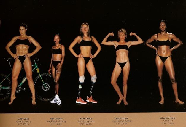 howard-schatz-and-beverly-ornstein-olympic-athlete-body-types-adventureracing-longdistancerunning-heptathlon