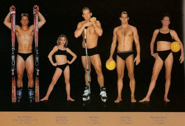 howard-schatz-and-beverly-ornstein-olympic-athlete-body-types-skiing-skating-hockey-water-polo