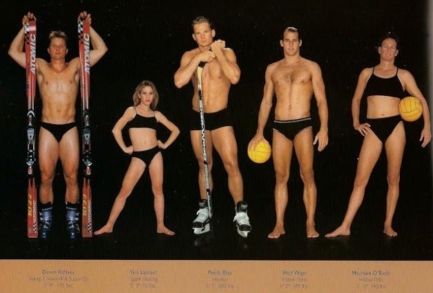 howard-schatz-and-beverly-ornstein-olympic-athlete-body-types-skiing-skating-hockey-water-polo