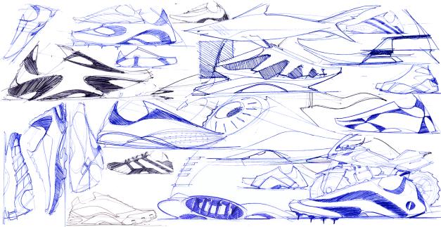 sneakersketch