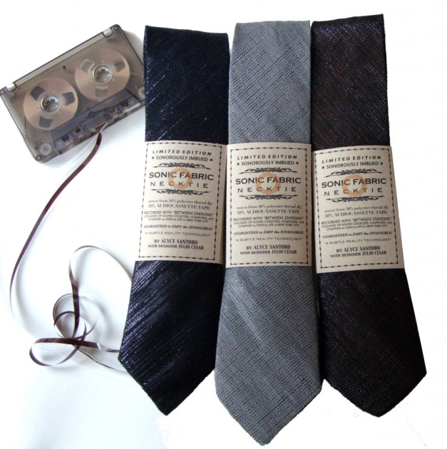 Sonic Fabric Ties