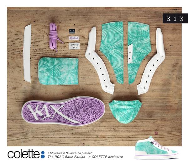 K1X DCAC-Batik-Colette