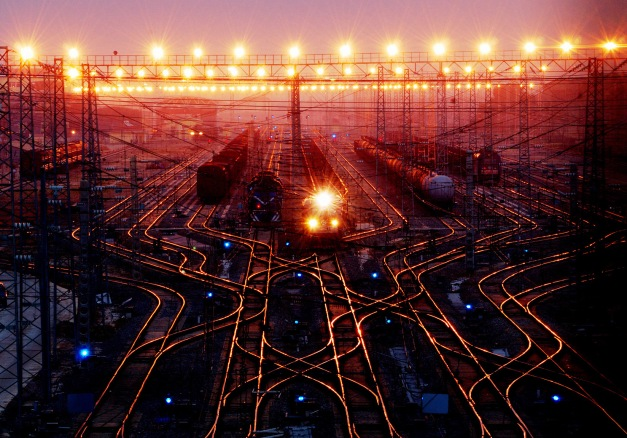 Train Tracks 1