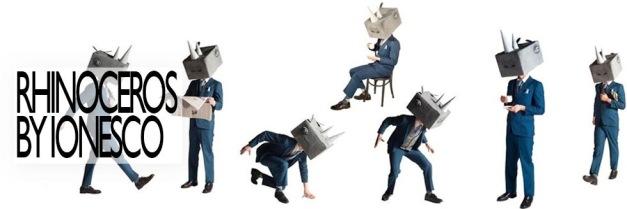 Box Head Rhinoceros Header