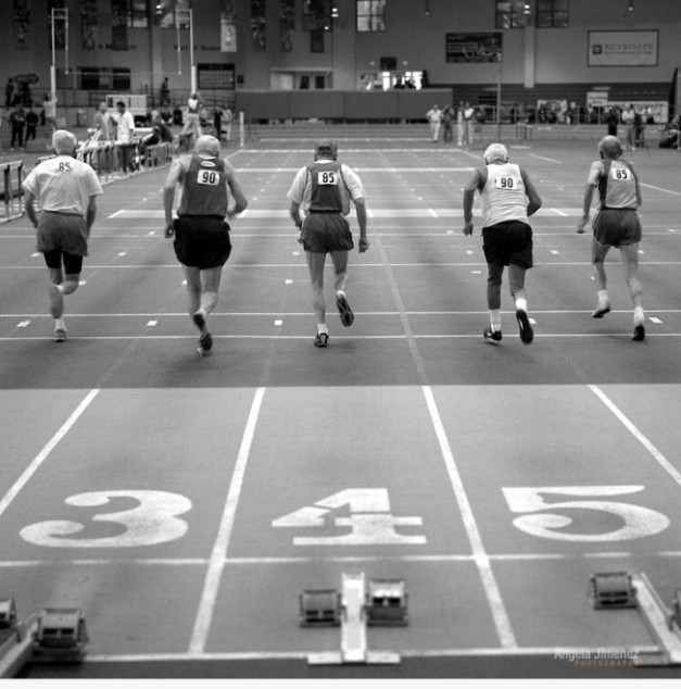 55m Sprinters - 85-89