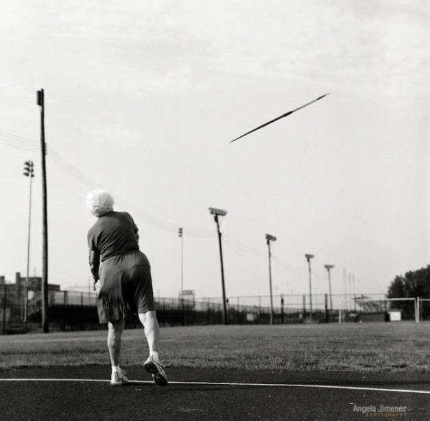 Helen Beauchamp, 87 - Javelin