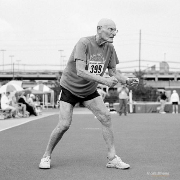 Seymour Duckman, 88 - High Jump