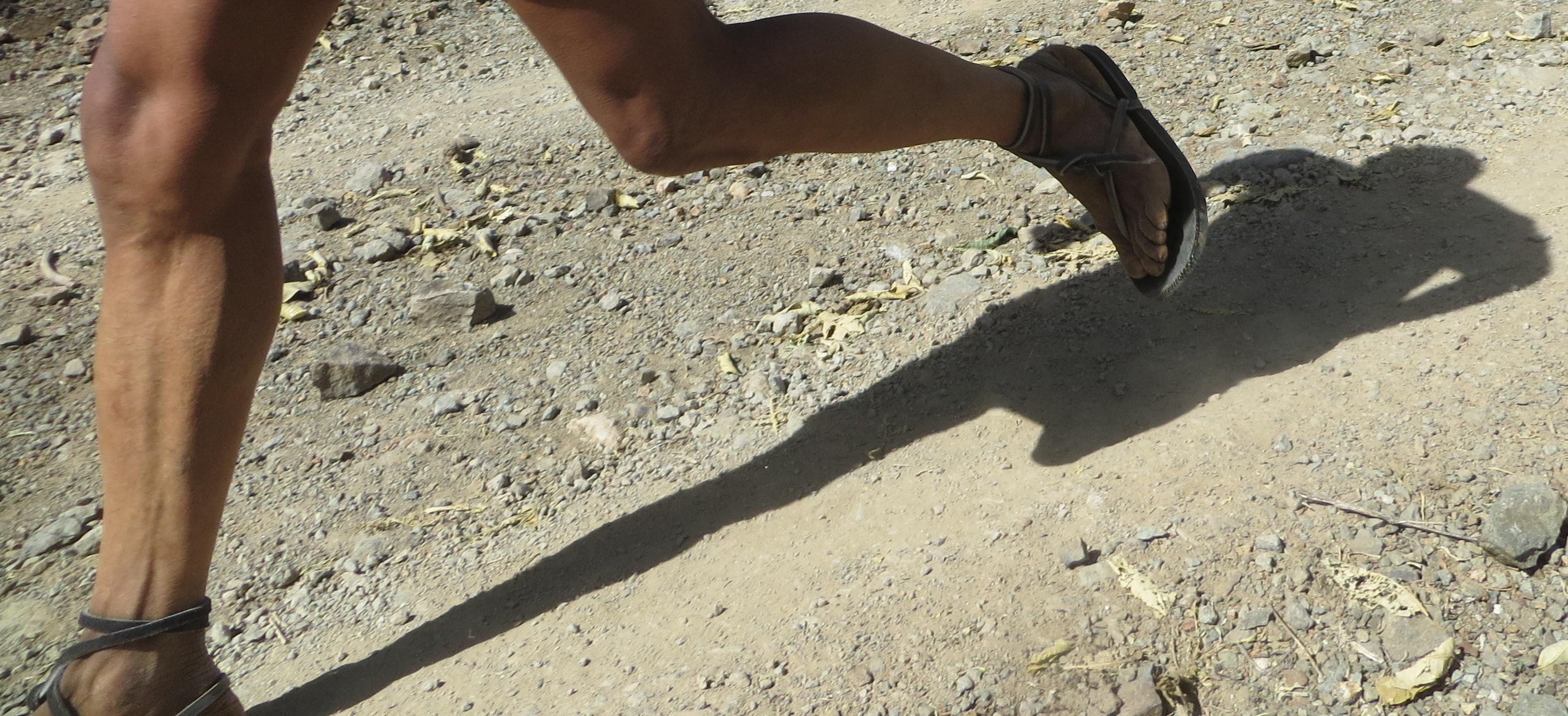 Ultramaraton Caballo Blanco 2015 Running With The