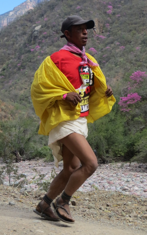 raramuri, tarahumara, caballo blanco, huaraches, barefoot running, ultra marathon, Mexico, born to run, guaraches
