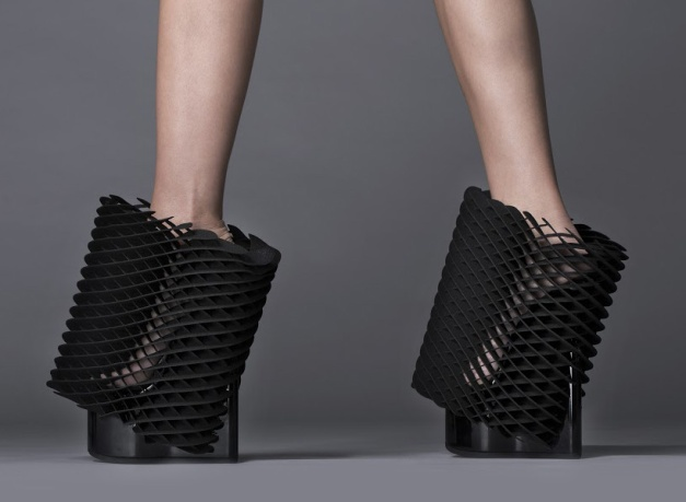 'young shoe' by michael young for united nude 2