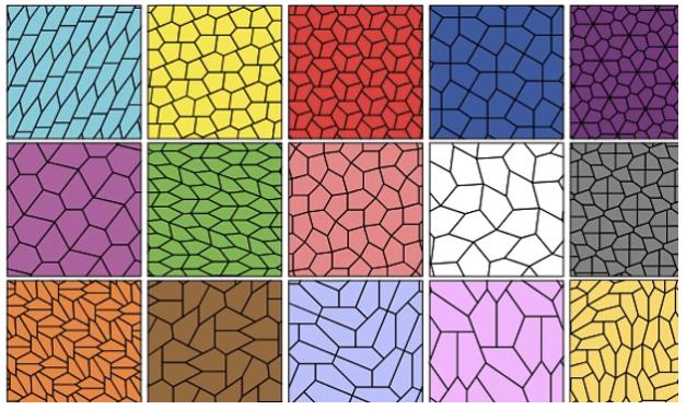 Pentagon Tile