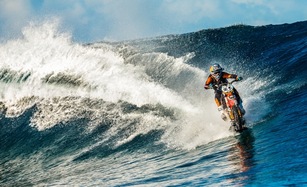 Robbie Maddison Pipe Dream