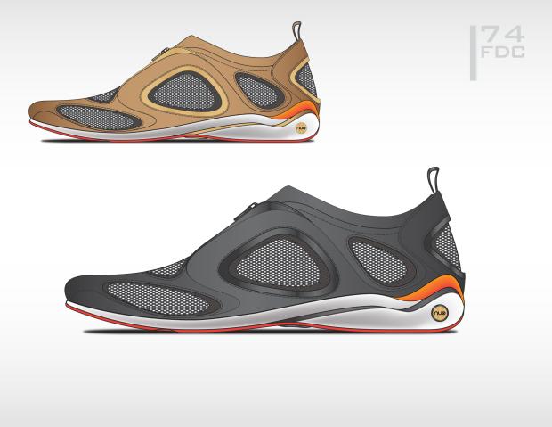 NUO COMFIT Sample Footwear Design-19